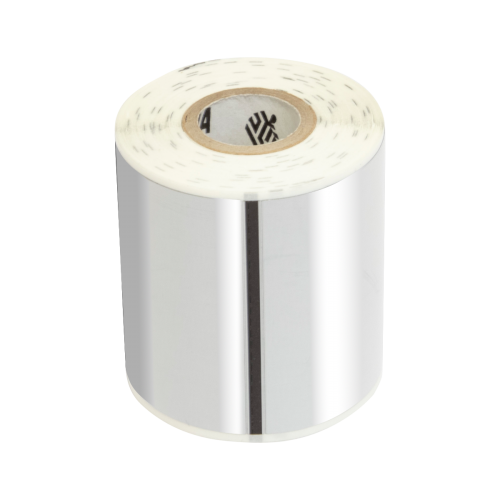 Elite Label Roll Silver (52mm x 74mm) 120 off