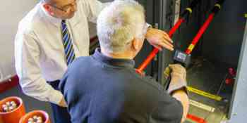 Dedicated New HV Training Centre Equipped with Specialist Seaward Test Equipment