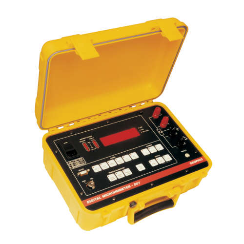 Micro Ohmmeter Calibration Services
