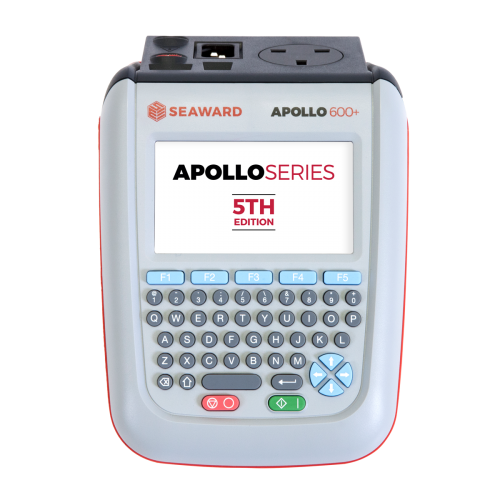 Apollo 600+ PAT Tester Front On