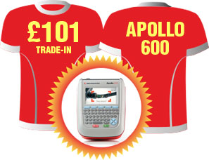Apollo 600 PAT tester trade-in