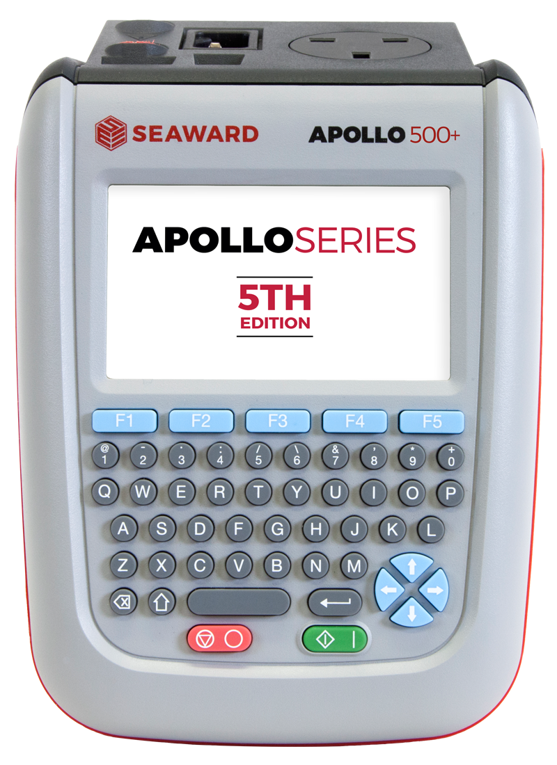Apollo 500+ PAT Tester
